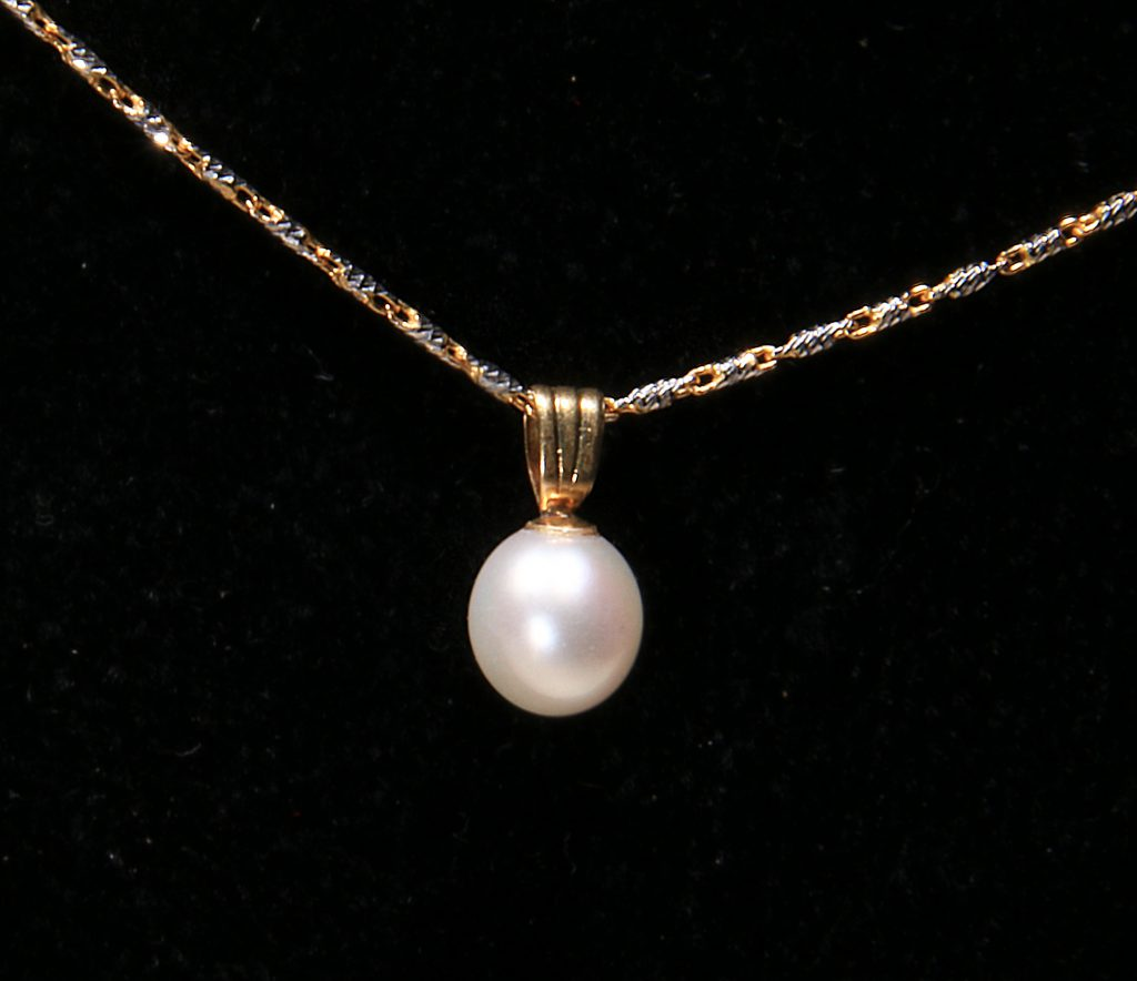Necklaces and pendants pearl jewelry showroom price 1 pearl pendant aloadofball